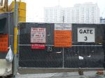 WTC Site Gate