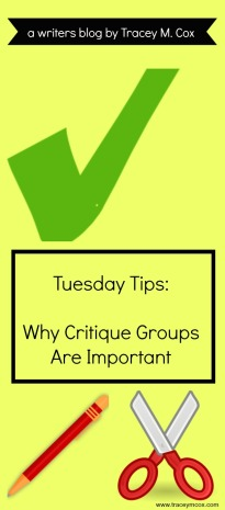 Why Critique Groups Are Important