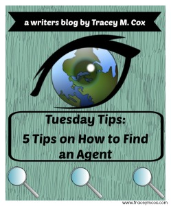 5 tips on how to find an agent