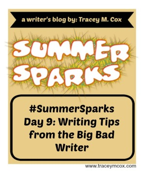Summer Sparks Day 9