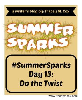 Summer Sparks Day 13